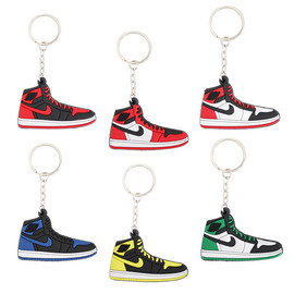 SNEAKER KEY HOLDER - SNEAKER KEY HOLDER スニーカーキーホルダー NIKE AIR JORDAN 1 エア ジョーダン
