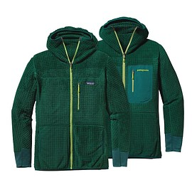 patagonia - Men's R3 Hoody - Hunter Green