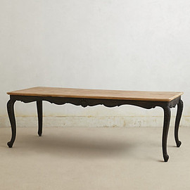 Anthropologie - Cabriole Dining Table