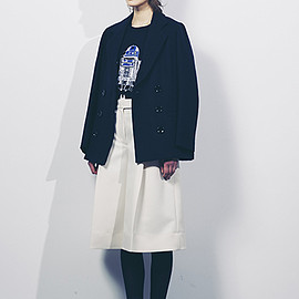 "MUVEIL WORK - 2015 A/W COLLECTION""SPACECRAFT WORKER"