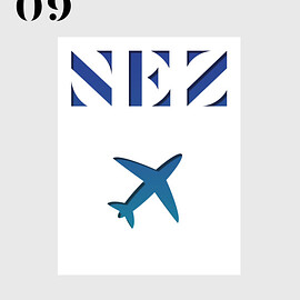 NEZ the olfactory magazine - | 09 Around the World | 2020 Spring/Summer
