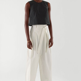 COS - A-LINE CROPPED TOP