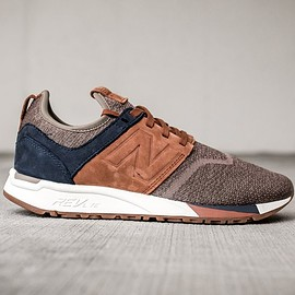 New Balance - NEW BALANCE MRL247LB - BROWN