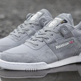 Reebok - REEBOK WORKOUT PLUS CORDURA GREY