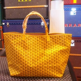 GOYARD - Saint Louis PM (yellow)