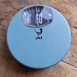 alarm clock /green cracked finish / france 1941~1967 /working