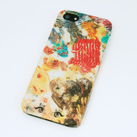 CINRA.STORE - iPhone5ケース「fu palette2」 [ Rie fu ]