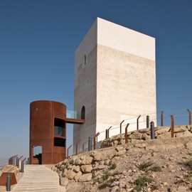 Castillo Miras Arquitectos - Tower Restoration in Huercal-Overa