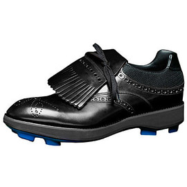 PRADA - Shoes inspired by golf shoes which is black base one