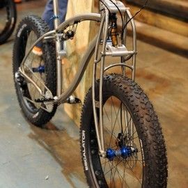 Black Sheep - full suspension fat bike from Black Sheep