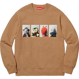Supreme - Mike Kelley Ahh…Youth! Crewneck Sweatshirt