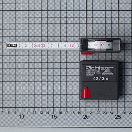 RICHTER - Pocket measuring tapes 42/3