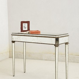 Anthropologie - Mirrored Console