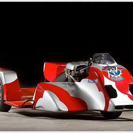 MV Agusta - 1976 MV Agusta 750 Side Car Racer