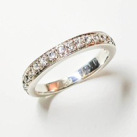 Rui & Aguri Fine Jewelry - Half Eternity Ring with Diamonds