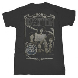 LED ZEPPELIN / GOOD TIMES BAD TIMES / T-Shirts Tシャツ レッド・ツェッペリン