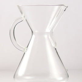 Chemex - Ten Cup Glass Handle Series Coffeemaker