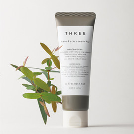 THREE - HAND & ARM CREAM