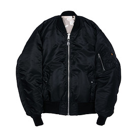 N.HOOLYWOOD, ALPHA - 972-BL02 pieces MA-1