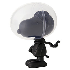 MEDICOM TOY x Black Peanuts - Astronaut Snoopy Tone On Tone Vinyl Figure