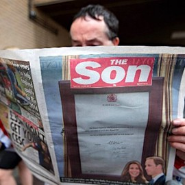 "THE SUN - ""SON Edition"""