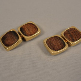 Dinh Van - Cuff Links