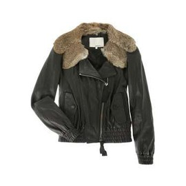 3.1 Phillip Lim - Leather flight jacket