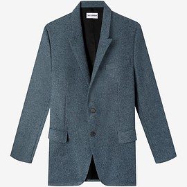 TEDDY VONRANSON - SB Jacket Dusky Blue  –  Classic fit