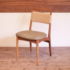 finger marks - Remake / papercode & canvas chair / used item