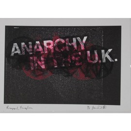 Jamie Reid - Anarchy In The UK 2011 (4/10)