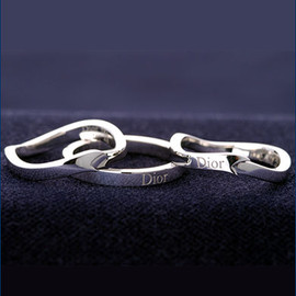 DIOR FINE JEWELRY - wedding ring