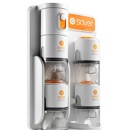 SAFETYiQ - Saver Wall-Mounted 4-Person Set