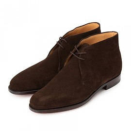 "CROCKETT&JONES - CROCKETT & JONES / ""CHERTSEY""スエードチャッカ"