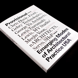 Project Projects - Provisional—Emerging Modes of Architectural Practice USA