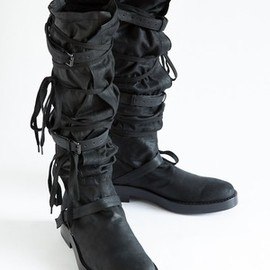 ANN DEMEULEMEESTER - 復刻限定ブーツ