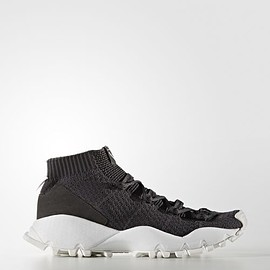 adidas - White Mountaineering Seeulater Shoes Utility Black/Dgh Solid Grey/Core Black
