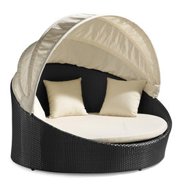 Brookstone - Colva Outdoor Canopy Bed
