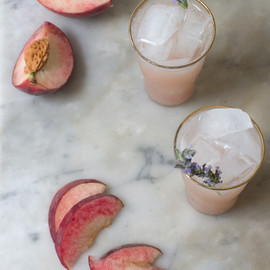 Amy Revier - White peach maple sodas,