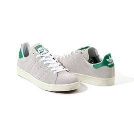 adidas skateboarding - STAN SMITH VULC RUN WHITE