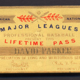 MLB - Lifetime Pass
