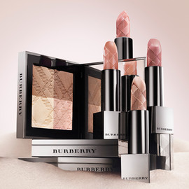 Burberry Beauty - 'Iconic Nude' Summer 2012 Collection