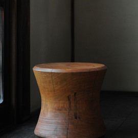 Maple Stool