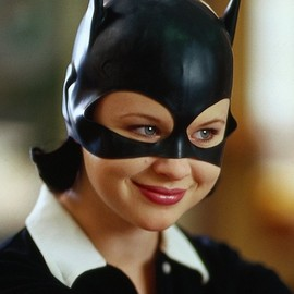 catwoman mask from『GHOST WORLD』