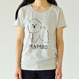 "CLASKA Gallery & Shop ""DO"" - MAMBO Tシャツ XS"