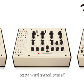 Oberheim - SEM PRO、SEM with Patch Panel、SEM with MIDI to CV