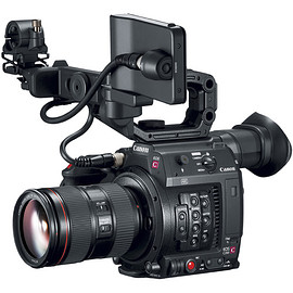 Canon - Canon EOS C200 EF Cinema Camera