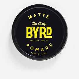 BYRD Hair Products - Matte Pomade 1 oz.