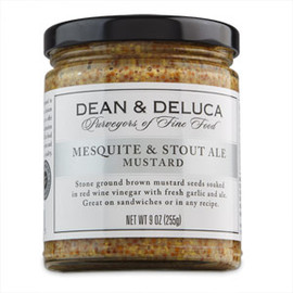 DEAN & DELUCA -  Mesquite And Stout Ale Mustard