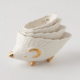 Anthropologie - Measuring Hedgies