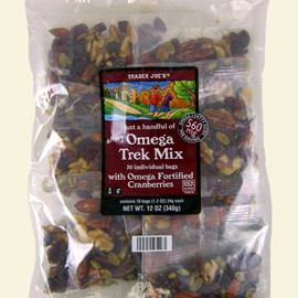 Trader Joe's - Omega Trek Mix Handfuls